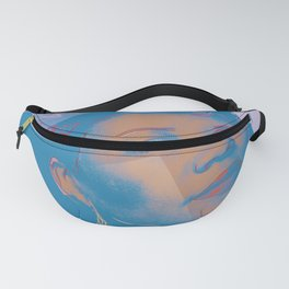 ARETHA FRANKLIN - Society6 - BLM - Legends Never Die B897097 Fanny Pack