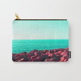 HueSaturationSea Carry-All Pouch