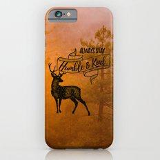 Humble & Kind Slim Case iPhone 6s