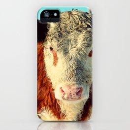 Curious Elsa iPhone Case