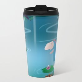 Catch a fish Travel Mug
