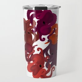 Octopattern Travel Mug