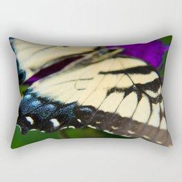 Butterfly Wings Animal / Wildlife Photograph Rectangular Pillow