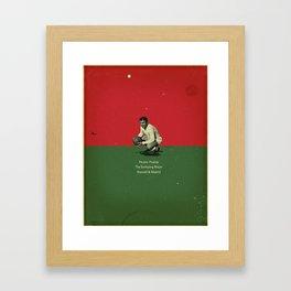 Puskas Framed Art Print