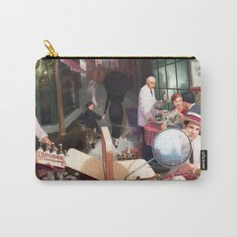 Rue The Day by Jeff Lee Johnson Carry-All Pouch