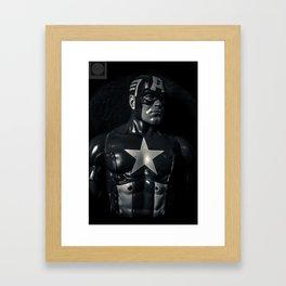 Heroe Framed Art Print