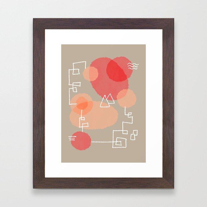 Denali Preserves Framed Art Print
