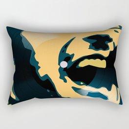 Vinyl No.1 Rectangular Pillow