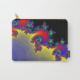 The Fractal's Edge Carry-All Pouch