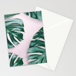 Plant collage I Stationery Cards
