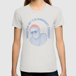 TEAM ZISSOU Klaus Daimler T-shirt