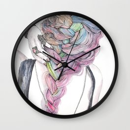 Portafortuna Wall Clock
