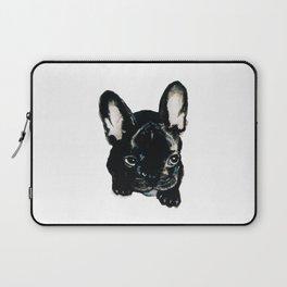 French Bulldog Puppy Laptop Sleeve