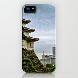 Japan - Tokyo Imperial Palace iPhone Case