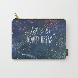 Let´s be adventurers Carry-All Pouch