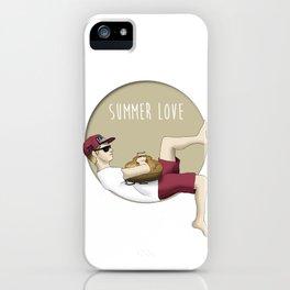 Niall Horan - Summer Love iPhone Case