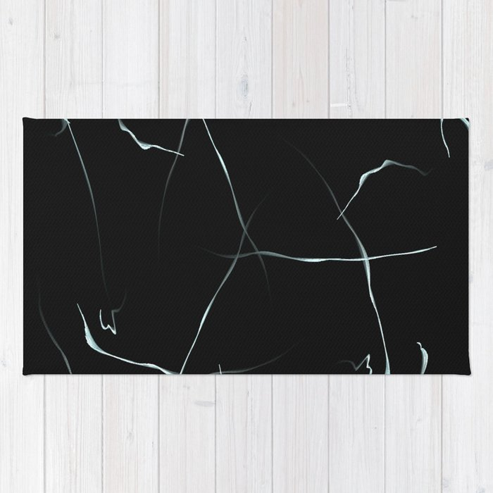 Marble Lines Rug