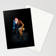 Nosferatu On A Tricycle Stationery Cards