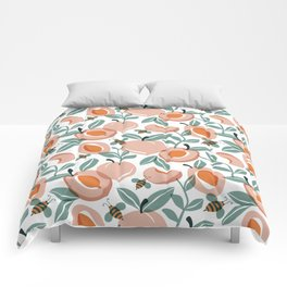 Just Peachy Comforters