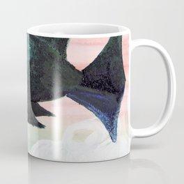 Red Lip Fish Coffee Mug