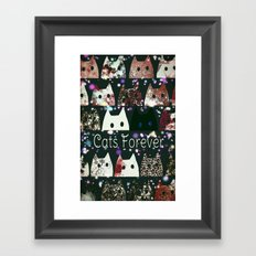 cat-59 Framed Art Print