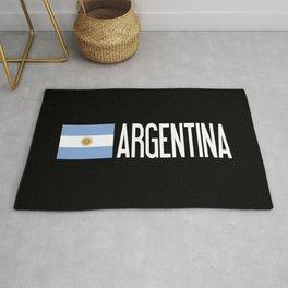Argentina: Argentinian Flag & Argentina Rug