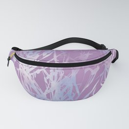 Batik Tall Grass Fanny Pack