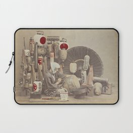 Paper Lantern Maker Laptop Sleeve