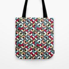 London Beauty target Tote Bag