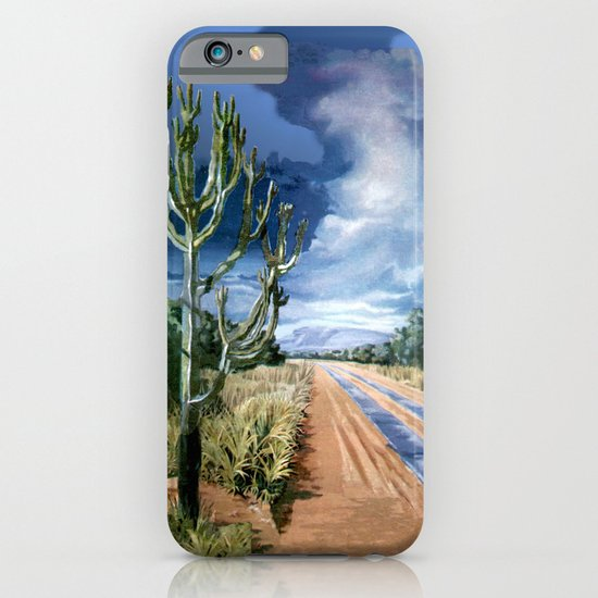 Country Road iPhone & iPod Case