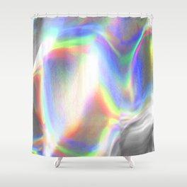 Luxurious Hologram Art Shower Curtain