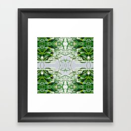 Moeras 1 Framed Art Print