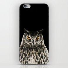 Hibou iPhone & iPod Skin