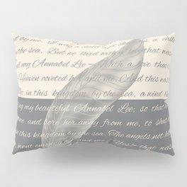 ANNABEL LEE (Allan Poe) Pillow Sham