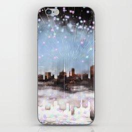 Silvesternacht iPhone Skin
