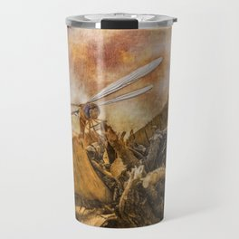 Dragonfly Dreams Travel Mug