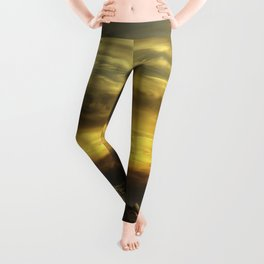 Oregon Coast - Golden Hour Leggings