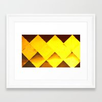 honeycomb Framed Art Prints featuring Honeycomb by JReisPhotoDesign