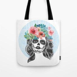 La Calavera Catrina Tote Bag