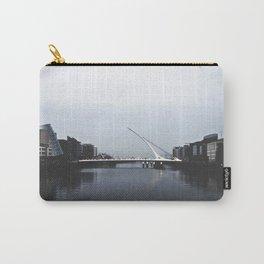 Samuel Beckett Bridge Carry-All Pouch