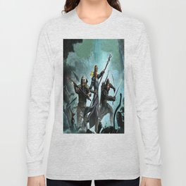 fighters lord of the ring Long Sleeve T-shirt