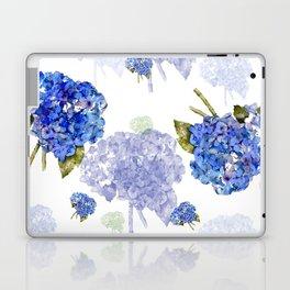 Hydrangea Nosegays Laptop & iPad Skin