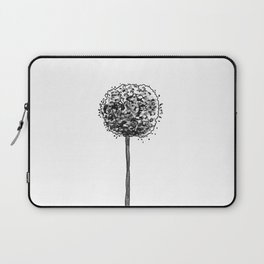 Allium pom Laptop Sleeve
