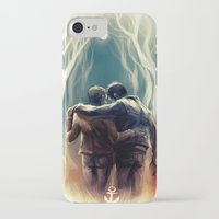 sterek iPhone & iPod Cases featuring sterek by AkiMao