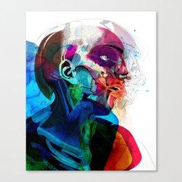 Anatomy Gautier v2 Canvas Print