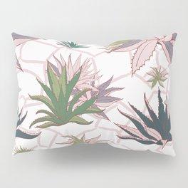 Agave Flower Pillow Sham