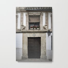 Casa Numero 2 (House Number 2) Metal Print
