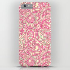 PAISLEY PATTERN 1 - for iphone Slim Case iPhone 6 Plus