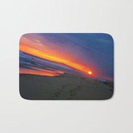 Huntington Beach Sunset 4 Bath Mat