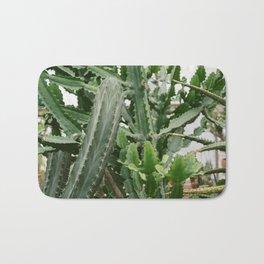 Botanical Cactus Bath Mat
